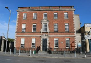 The domestic architecture of eighteenth-century Drogheda