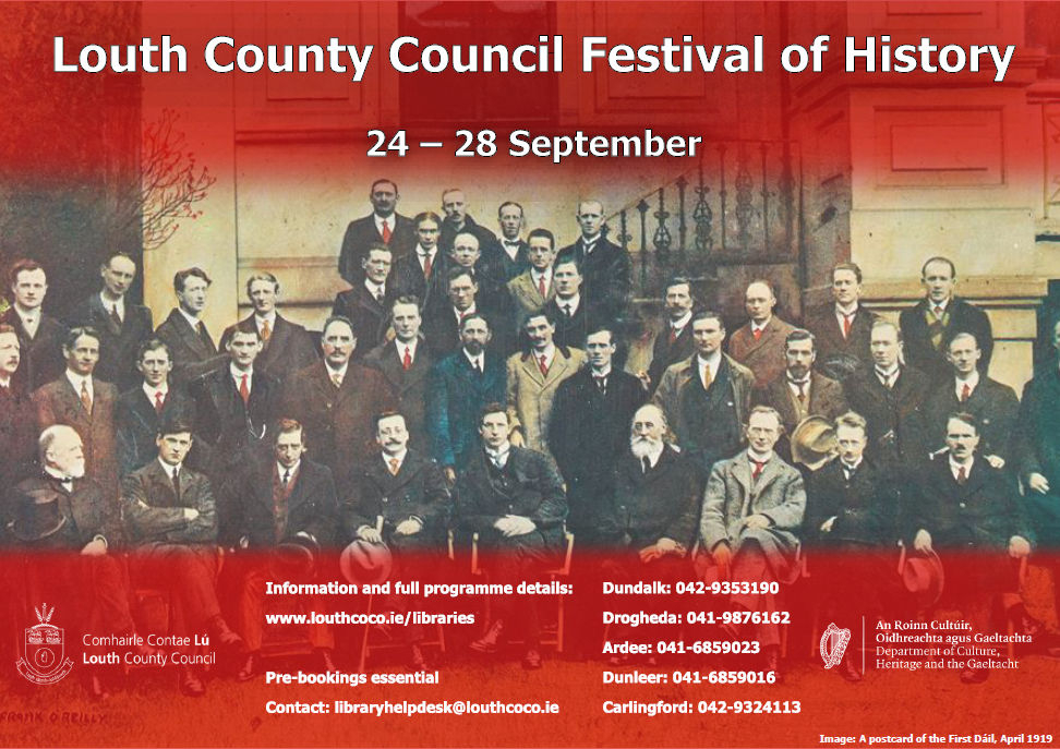 Louth County Council Festival of History 2019