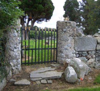 A visit to Urney Graveyard